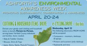 Ashforth's Environmental Awareness Week